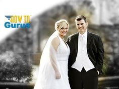 How to Fade Color to Black & White for Wedding Photography in Adobe Photoshop  Elements 11 12 13 14 15 Tutorial