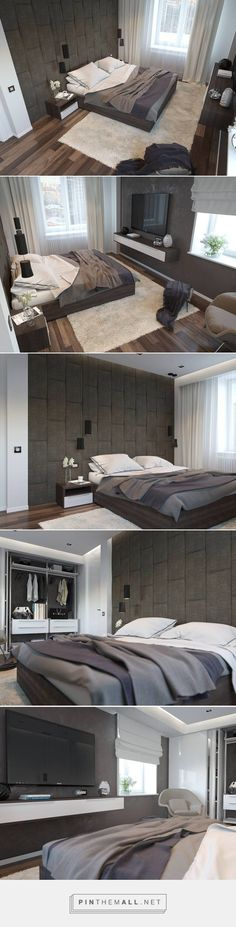 Bedroom Design DIY Modern design bedroom, bedroom soft headboard, bedroom with dressing room, minima Room Ideas Bedroom, Bedroom Layouts, Bedroom Decor, Closet Bedroom, Bedroom Themes, Bedroom Designs For Couples, Apartment Decorating For Couples, Apartment Ideas, Couples Apartment
