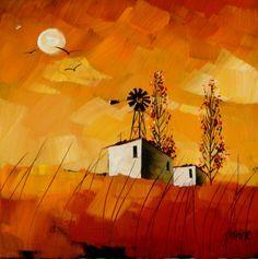 Windpomp by | Dante Art Gallery