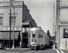 By Train, Train Tracks, Altadena California, Train Museum, Street Run, California Zephyr, California History, Southern California, Old Trains