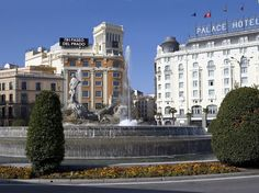 NH Paseo del Prado Madrid