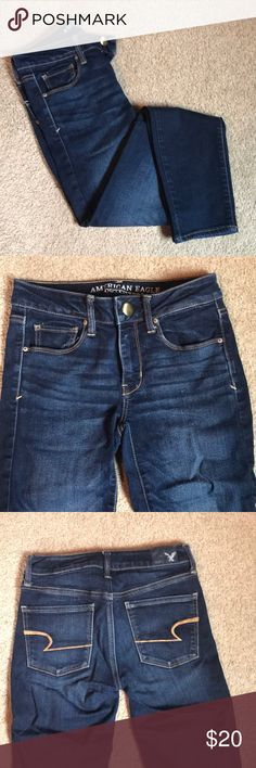 21256799df4 Shop Women s American Eagle Outfitters size 2 Skinny at a discounted price  at Poshmark.