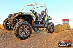 Custom 2014 Polaris 800 RZR S Limited Edition put together by Woods Cycle Country in New Braunfels, TX. #WoodsCycleCountry