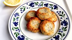 Macadamia, Lemon, and Poppy seed cookies by Cook Chew - Sweeter Life Club