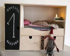 Montessori Kindergarten, Diy Kids Furniture, Christmas Time, Xmas, Merry Christmas, Diy For Kids, Ladder Decor, Toddler Bed, Lego Duplo