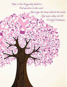 "... then right click on the image and choose ""Save Picture As . . ."" Pink breast cancer ..."
