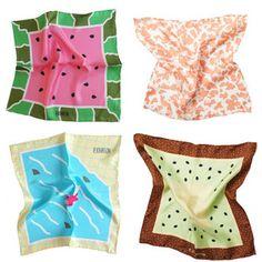 P. Johnson Tailors Pocket Squares