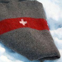 Blanket, Swiss Army