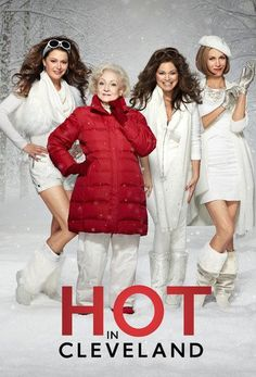 Hot in Cleveland 6. sezon 24. bölüm izlemek için içeri