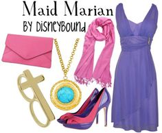 Disney Maid Marian Outfit