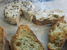 petits fromages vegans aux poivres