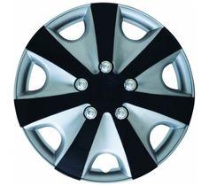 Mit der Radzierblende Splash 4-er Set - 14 Zoll können Sie die Räder Ihres Fahrzeugs auf einfache und preisgünstige Weise optisch vervollkommnen.