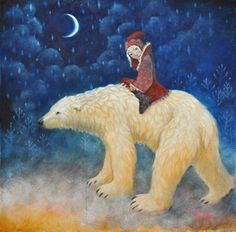 golden bear by Lupi Lu