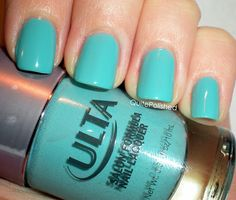 MANDY Ulta Mint Condition. 1x Mani + swatched on lid.  I received this in a swap, and the lid looks like it was melted slightly on one side. doesn't affect bottle or closure.  Bottle photos upon request. $2 or free with purchase; just ask :-)