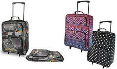 Groupon Goods Global GmbH: Foldcase Wheeled Cabin Bag for £11.99 (60% Off)