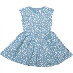 FLORAL KIDS SPIN DRESS