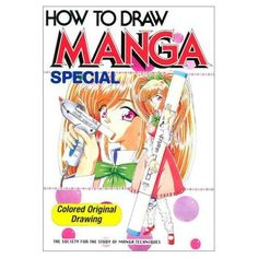How To Draw Manga Special: Colored Original Drawings:   The media used for colour genga (original drawings) are felt markers. Copic sketch markers are particularly popular, because they allow the artist to use a wide variety of styles and can be used with an airbrush. This publication presents in great detail copic sketch techniques, giving consideration to suitability with paper and even includes techniques of combining markers with pastels and other media. It is an unparalleled, inno...
