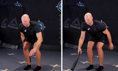 Once you have mastered the Two Handed Rock-it, the next step is the Steel Club Single Rock-it The Next Step, Pilates, Reebok, Two By Two, Sporty, Training, Australia, Exercise, Club