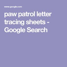 paw patrol letter tracing sheets - Google Search Tracing Sheets, Tracing Letters, Hama Beads Patterns, Beading Patterns, Perler Beads, Name Place Cards, Beads Pictures, Wedding Name, Terry Pratchett