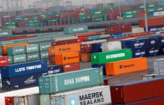 U.S. trade deficit rises to nine-year high on robust imports