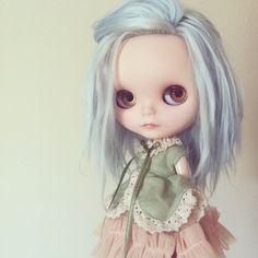 'Amber' OOAK Blythe doll by Sharon Avital