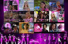 Honoring the Pink Rangers by rangeranime.deviantart.com on @DeviantArt