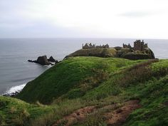 Scotland....to see all the beautiful castles.