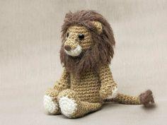 Amigurumi Lion Free Pattern : How to crochet a lion free amigurumi patterns free crochet
