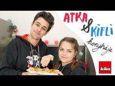 Atka & Kifli konyhája 3. rész - Csecse Attila   Kika Magyarország - YouTube
