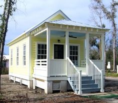 Mother in law cottage on pinterest modular homes for Mother in law log cabin