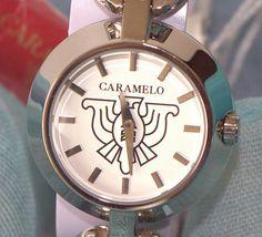 Reloj de diseño CARAMELO para señora mitad de precio. por PetraCool