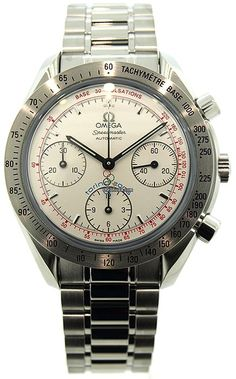 Omega Speedmaster Torino Chronograph 3538.30.00 Automatic Watch for $2,045 for sale from a Trusted Seller on Chrono24