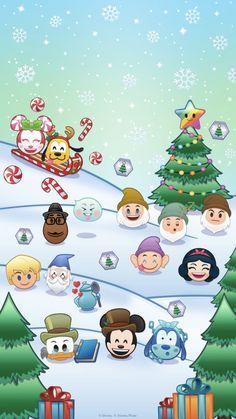 Fondo de pantalla Disney EMoji Blitz / Disney Wallpaper