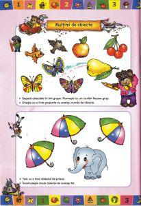 fise matematica 4-5 ani | Cu Alex la gradinita Activities, Education, Comics, Kids, 5 Years, Decor, Magick, Balcony, Young Children