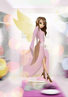 Air New Zealand Fairy - Hobbit outfit #AirNZFairy #NZ #HobbitOutfit
