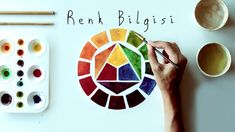 RENK BİLGİSİ - Ana,Ara,Sıcak,Soğuk,Zıt Renkler,Renk Karışımları ve Tonları - YouTube Mail Art, Doodle, Cube, Toys, Crafts, Youtube, Scribble, Activity Toys, Manualidades