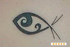 Jesus Fish Tattoos | jesus-fish-ixoye- Page 3 of 6 - -tattoo pictures and tattoo images at ...