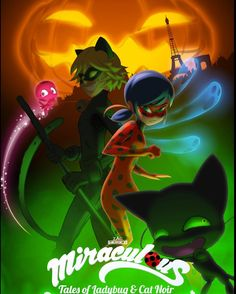"""""""Ladybug in Halloween"""" is an upcoming 52-minute special episode of Miraculous: Tales of Ladybug..."""