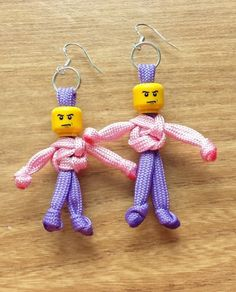 Buddy Earrings