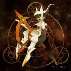 #Pokemon #Arceus
