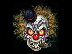 злой клоун: 19 тыс изображений найдено в Яндекс.Картинках