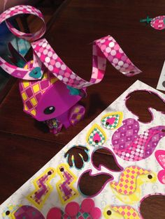 #MyAmiGami is a cute new creativity toy for kids of all ages!