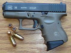 Glock 39 45 GAP