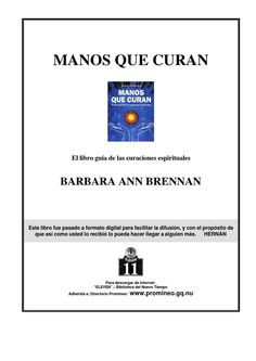 Brennan, barbara ann manos que curan by Adriana Masieri - issuu Reiki, Barbara Ann, Usui, Third Eye, Tarot, Medicine, Knowledge, Author, Yoga