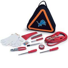 Detroit Lions Roadside Emergency Kit - Sports Fans Plus