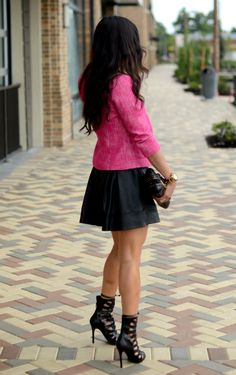 Skater Skirt, Skirts, Fashion, Moda, La Mode, Skirt, Fasion, Fashion Models, Trendy Fashion