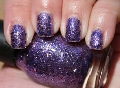 Sephora By OPI - Sugar Plum Fairies Gone Wild