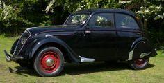 1939 Peugeot 202 Deluxe Berline