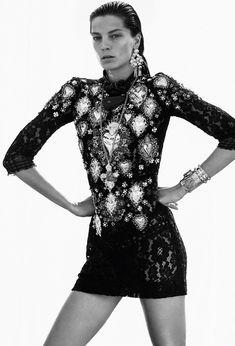Daria Werbowy in Vogue Paris June/July 2015 by David Sims Daria Werbowy, David Sims, Emmanuelle Alt, California Style, Fashion Night, Gisele, Vogue Paris, Diane Von, Supermodels