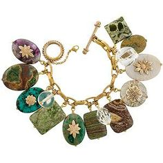 stephen dweck jewelry | Stephen Dweck Charm Bracelet | Stephen Dweck Accessories from Bag ...